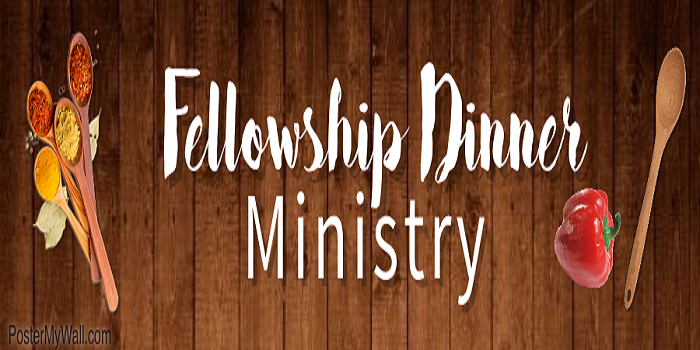 fellowship meal ministry